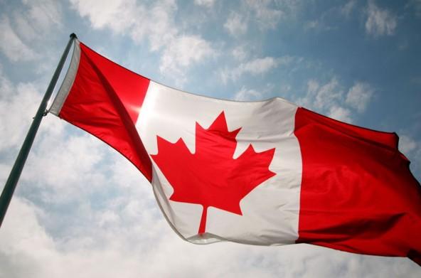 canada国旗